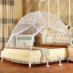 Каркасный балдахин на детскую кроватку