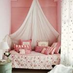 Красивые металлические кровати для девочек фото