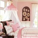 Кровать для девочки фото нежности и красоты