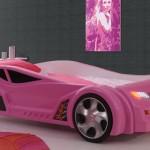 Кровать для девочки фото современного автомобиля
