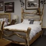Кровать своими руками из дерева фото необычной формы