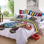 Необычное покрывало на кровать в спальню фото новинки