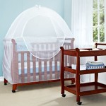 Прочный и надежный балдахин на детскую кроватку фото