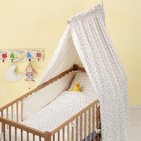 Полог для детской кровати сшить 89