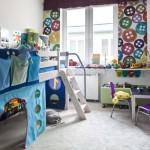 Ремонт детской комнаты фото для мальчика активного