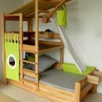 Ремонт детской комнаты фото для мальчика с удобной мебелью
