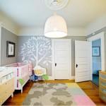 Ремонт детской комнаты фото для разнополых детей и минимализм