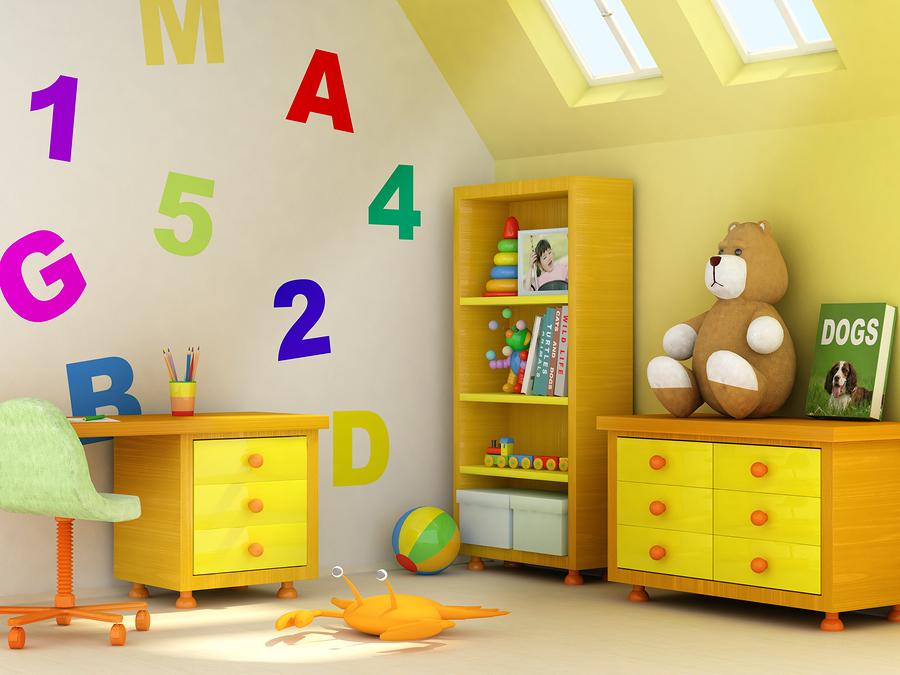 Картинки про детский дизайн