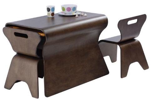 стол детский со стульчиком