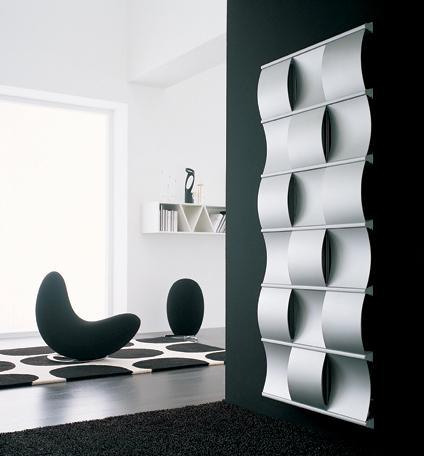 Дизайнерские радиаторы: преимущества и особенности