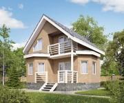 Дома из СИП панелей или канадская технология строительства