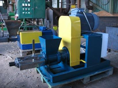 Производство топливных брикетов
