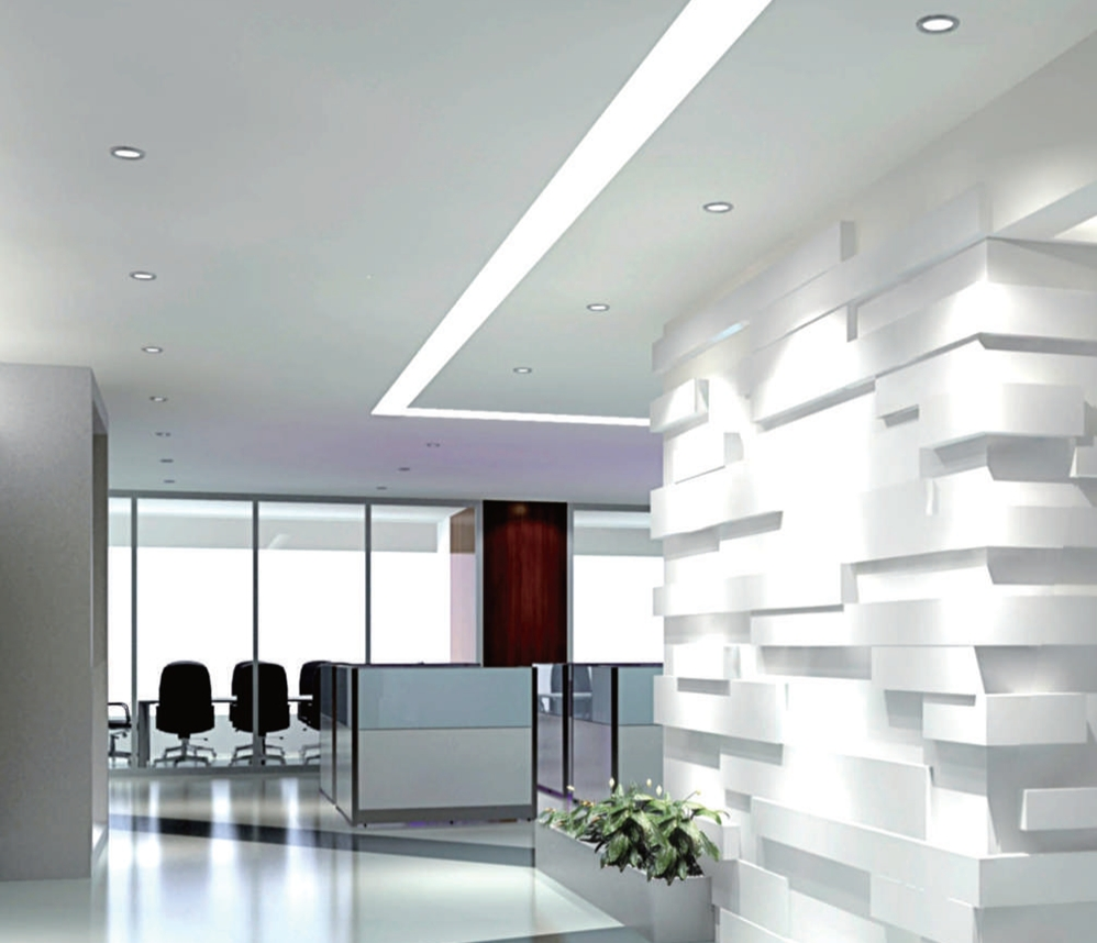 Основные виды светодиодных светильников