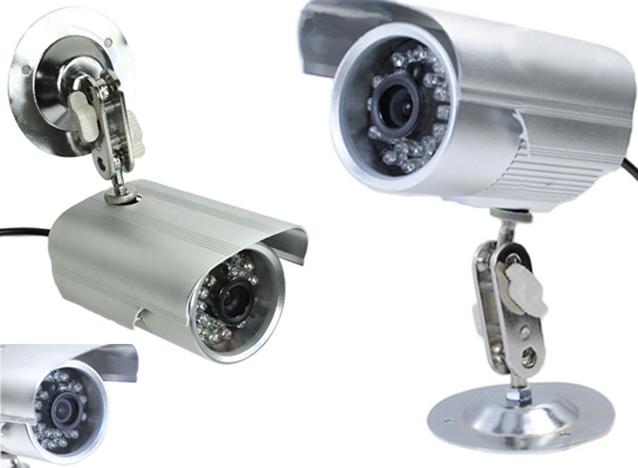 камера видеонаблюдения для дома с записью