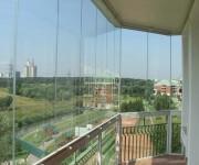 Безрамное остекление лоджии и балкона