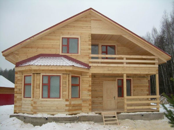 Деревянные дома и их основные виды