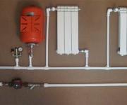 Информация о монтаже отопления и видах системы