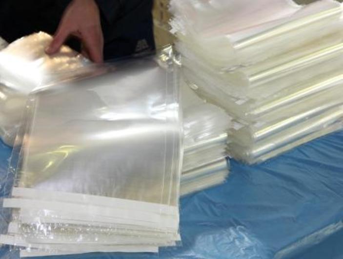 Использование полипропиленовых пакетов в ремонте
