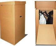 Как подобрать короб для переезда