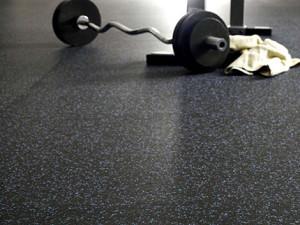 Как выбрать материал для пола в спортивный зал