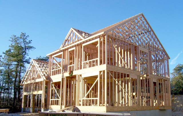 Каркасная технология строительства: за и против
