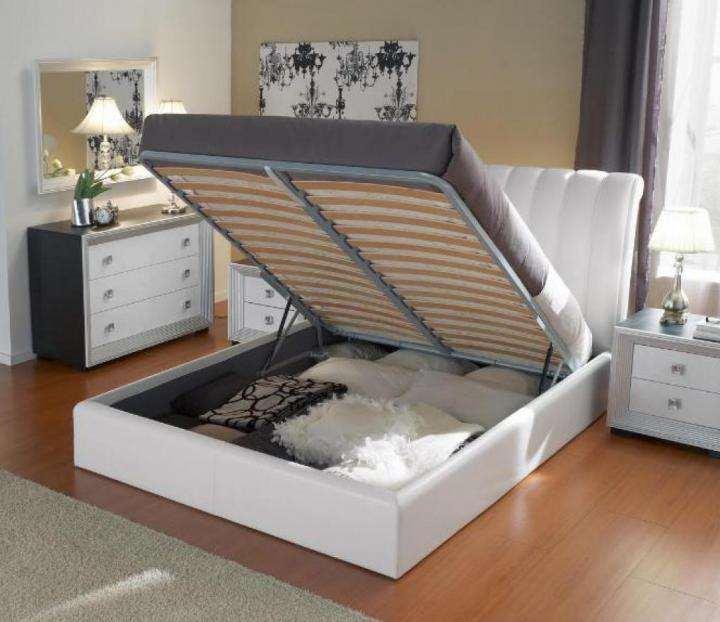 Кровати с подъемным механизмом: виды, преимущества