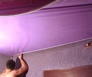 Натяжной потолок: что нужно знать перед установкой
