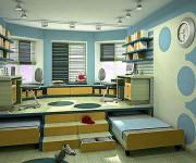 Несколько советов для создания натяжного потолка в детской комнате