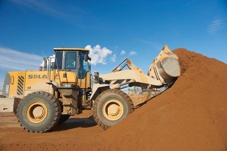 Технические характеристики строительного песка