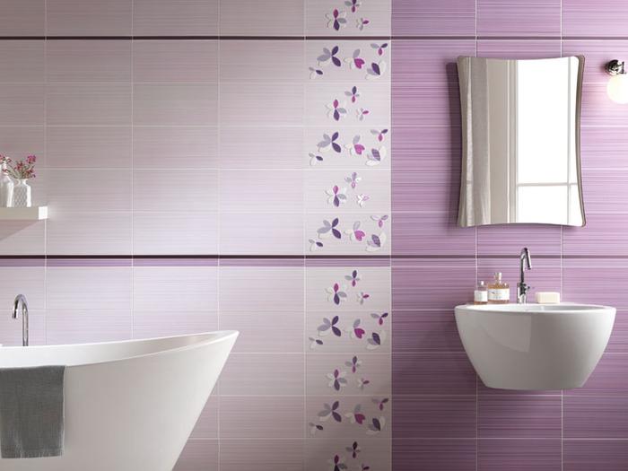 Ванная комната: какая в ней должны быть плитка