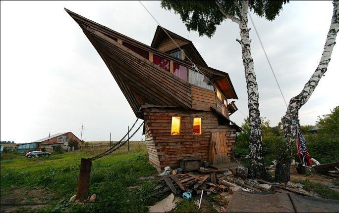 Дом корабль