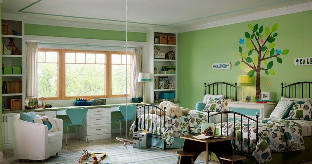 О чем вы еще не знаете в оформлении интерьера детских комнат?