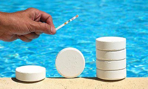 Бассейн и качество воды в нем