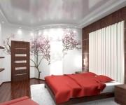 Детская комната в японском стиле