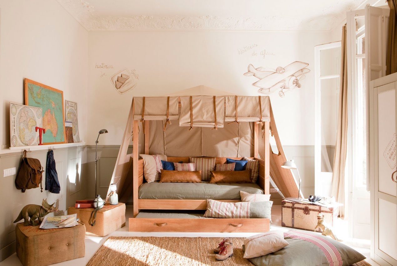 Ремонт детской комнаты фото для мальчика