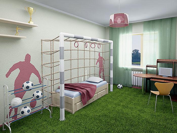 идеи для детской для мальчиков дизайн детской комнаты