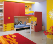 Интерьер детской в современном стиле