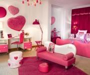 Стильные комнаты для девочек