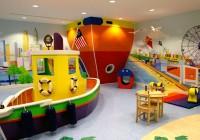 Креативное оформление игровой комнаты