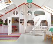 Интерьер детского домика