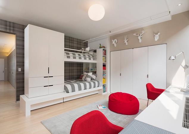 комната для двух подростков фото идеи по обустройству