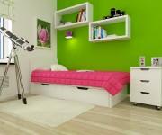 Проекты комнаты для подростка