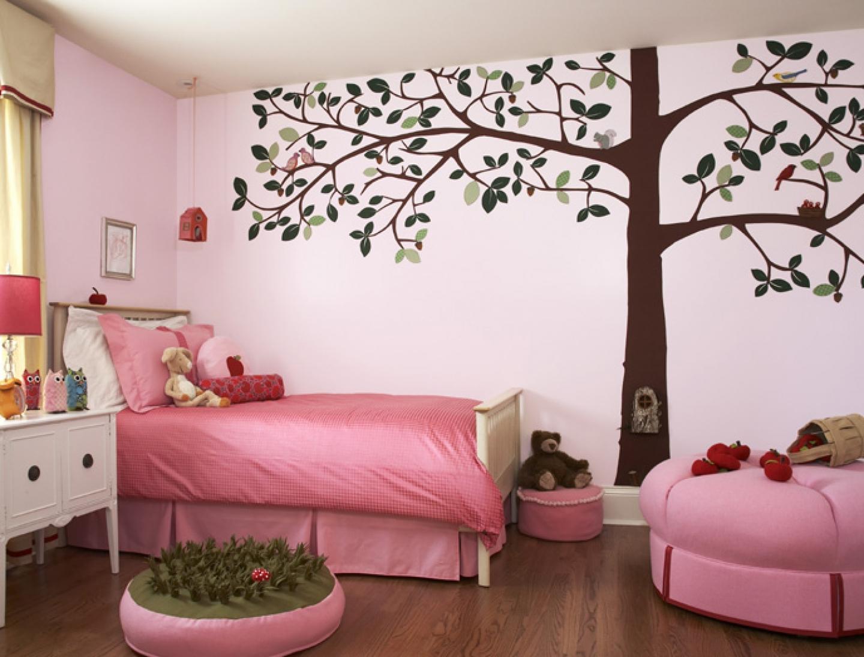 35Природные Детские комнаты дизайн интерьера фото