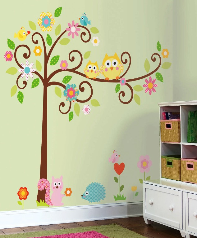 Оформление стены в детском саду своими руками фото