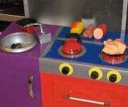 Детская игровая кухня своими руками
