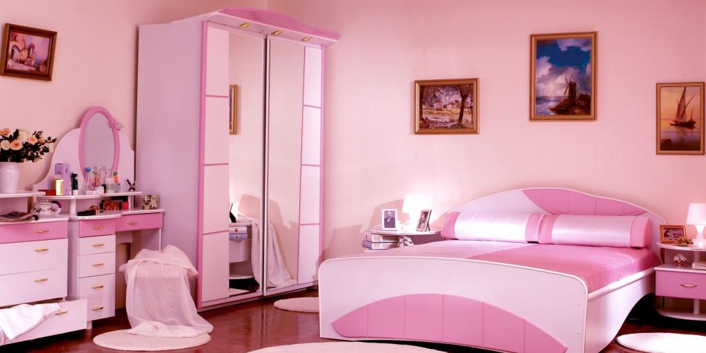 Дизайн комнаты для девушки