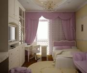 Комната для девочки — советы мастеров