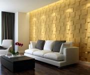 Стеновые панели, как вариант декоративной облицовки