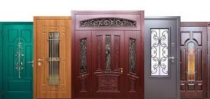 Входные стальные двери1