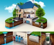 Следует ли подключать газ для отопления загородного дома?